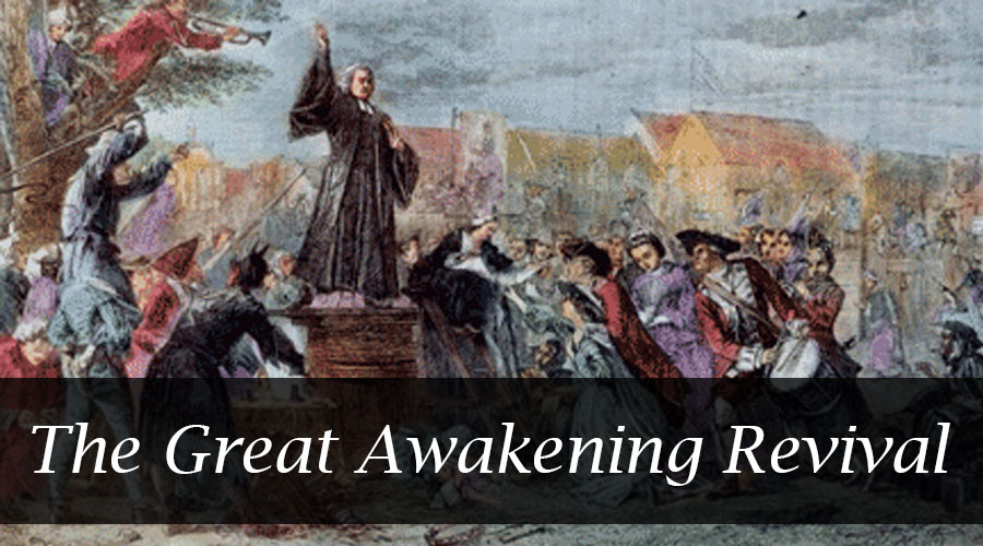 the great awakening religion rose to The first great awakening changed piety and self-consciousness, encouraged introspection and transformed religion into an intense personal experience by distancing the believers from rituals and ceremonies.