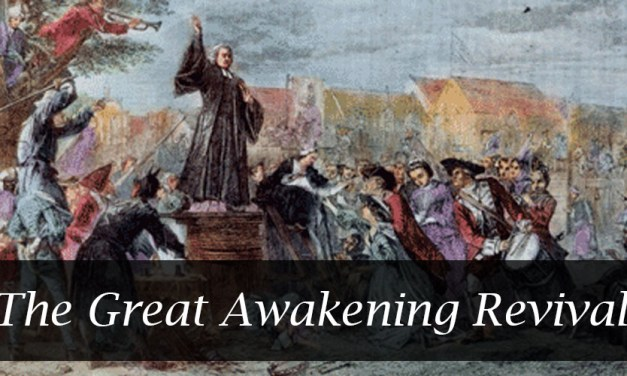 """Religious Revival & founding of Princeton, Columbia, Dartmouth, Rutgers, Brown – Jonathan Edwards' sermon """"Sinners in the Hands of an Angry God"""""""