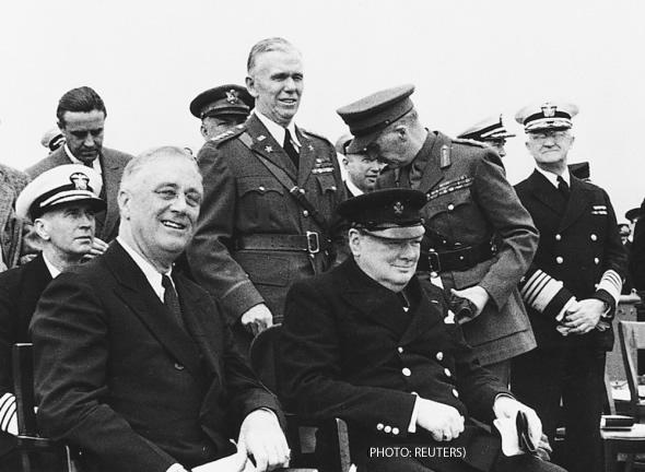 God, Churchill, and Christian Civilization