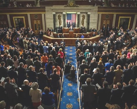 Religious makeup of the new Congress overwhelmingly Christian