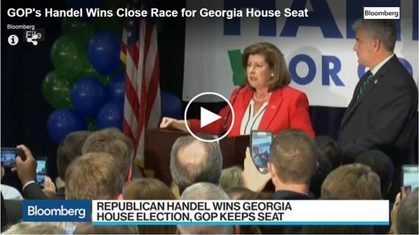 Planned Parenthood spent $734,000 in failed Georgia race