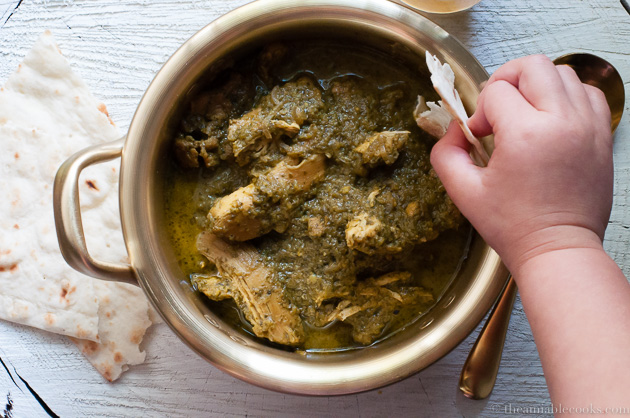 Green chicken curry the amiable cooks best curry green curry green chicken curry the amiable cooks best curry green curry chicken curry recipe indian food easy indian recipe one pot meal forumfinder Images