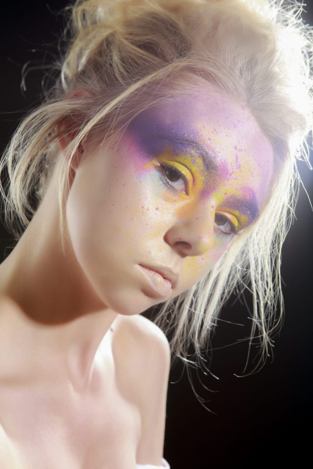 Makeup For Tv Film Academy Of Make Up Arts - Avant-garde-makeup-themes