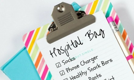 The 20 Things You Actually Need In Your Hospital Bag