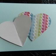 Button Craft: Valentines Card