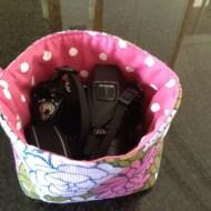 Retro Camera Snug