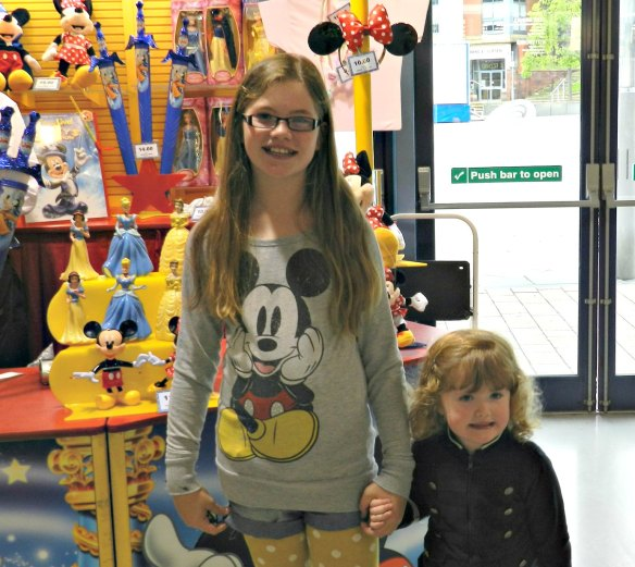 Mickey Magic show