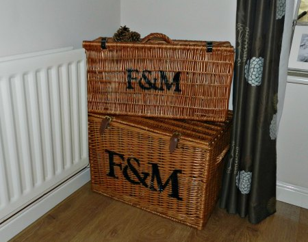 toy storage - Fortnam and Mason Hampers