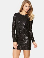 FCUK  lust sequins dress