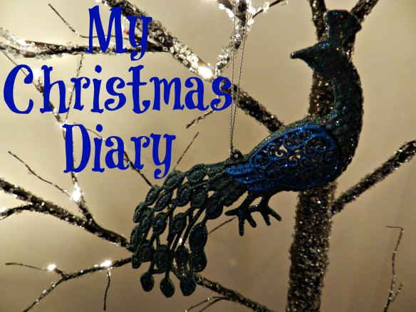Christmas planning diary lists