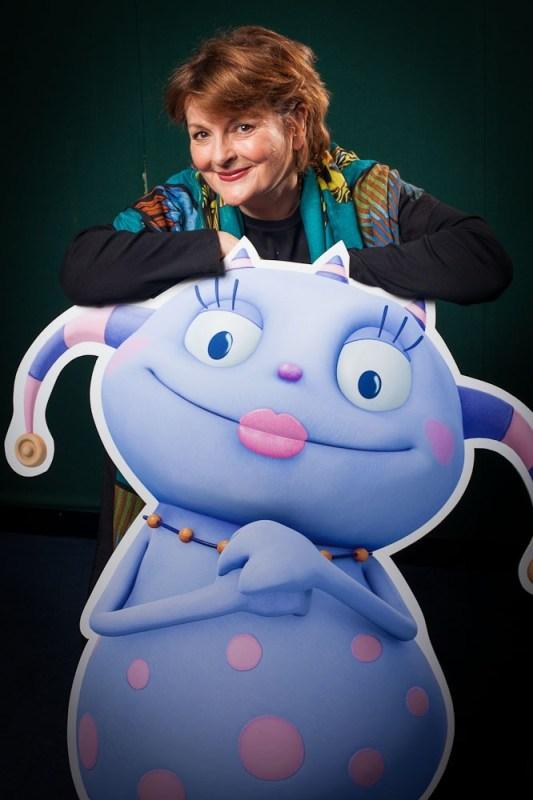 Disney Junior Henry Hugglemonster, Brenda Blethyn