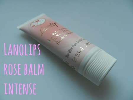alm Intense (New Purse Size) hand cream review