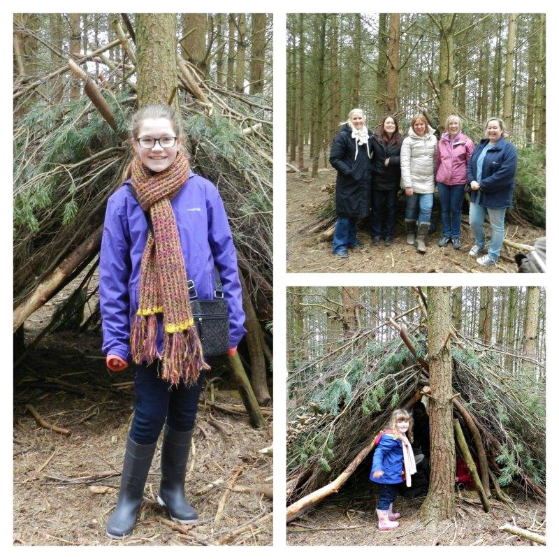 Den building : Sherwood Pines