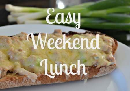 Lunches, Easy Weekend