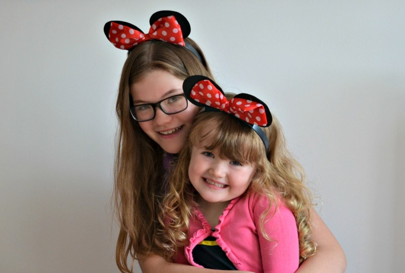 Disney Minnie Mouse Sisters