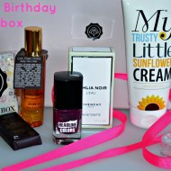 May Glossybox 2013 (The Birthday Edition)