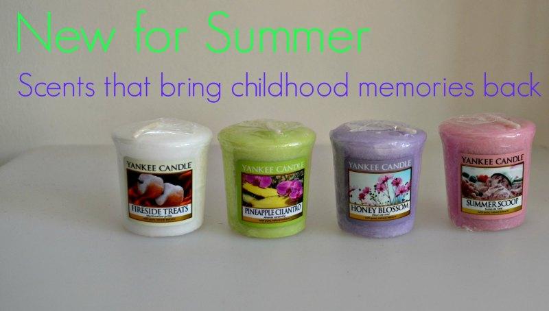 Summer scents, fragrance 2013 yankee