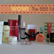 Ana Snapshot : The BBB Edit Box