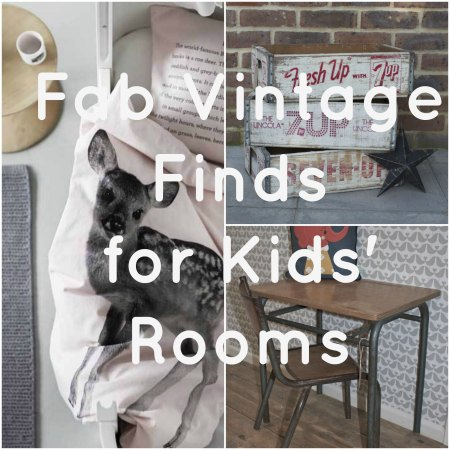Fab finds for Kids' rooms