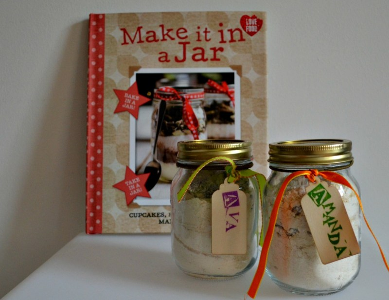 Make it in a jar