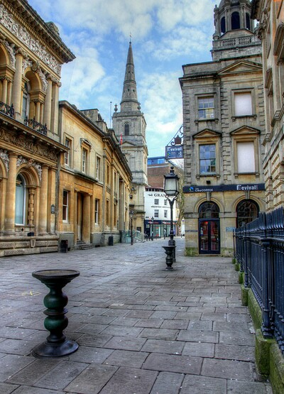 Bristol City Scene