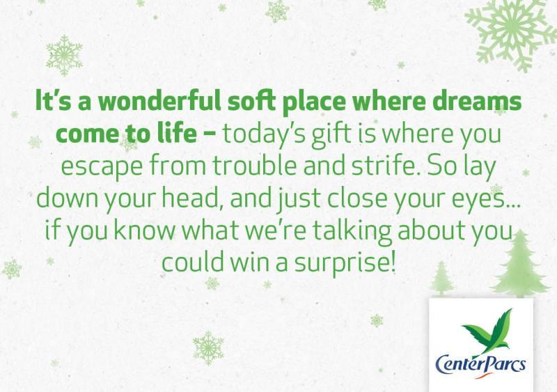 10 Center Parcs Christmas Riddle Clues_ Ana Mum Diary
