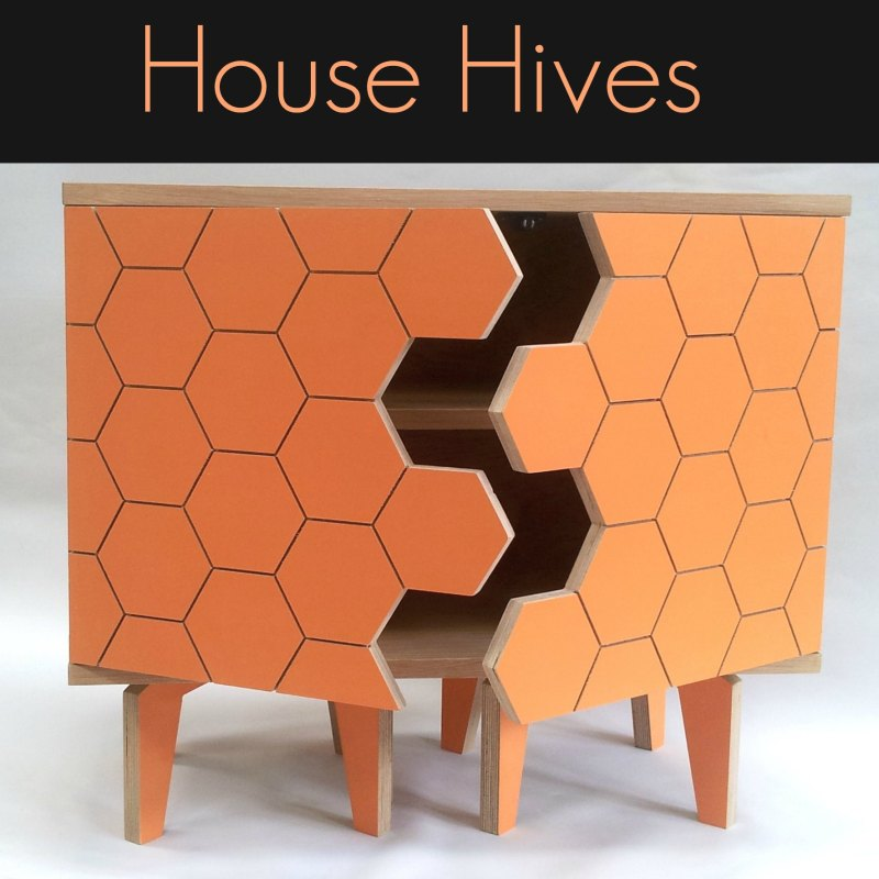sum of all parts hive house