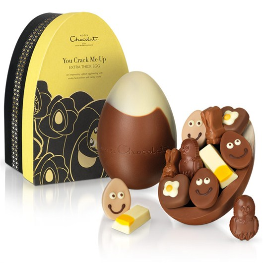 Hotel Chocolat : Giveaway