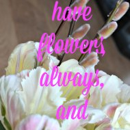 Flowers : Inspiration
