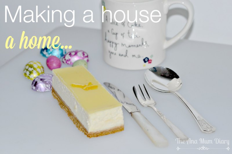 Finishing touches, making a house a home, vintage cutlery, flatware