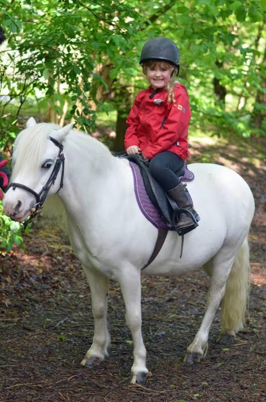 Pony Ride Center Parcs
