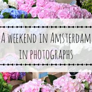 A Weekend in Amsterdam : My Top Picks and Tips (photo heavy post)
