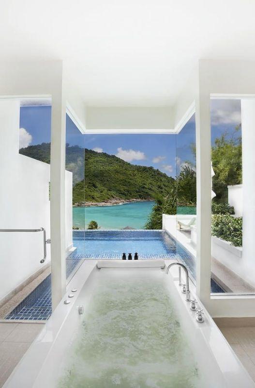 creatinga luxurious and relaxing bathroom