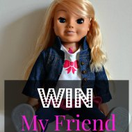 My Friend Cayla Doll : Review & Giveaway