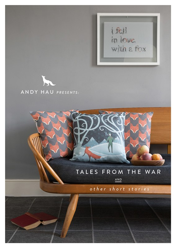 Andy Hau tales from the war other short stories collection