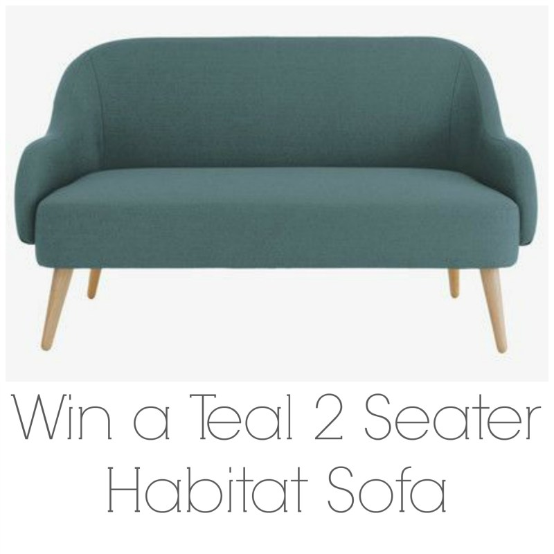 Sofa giveaway competition Habitat