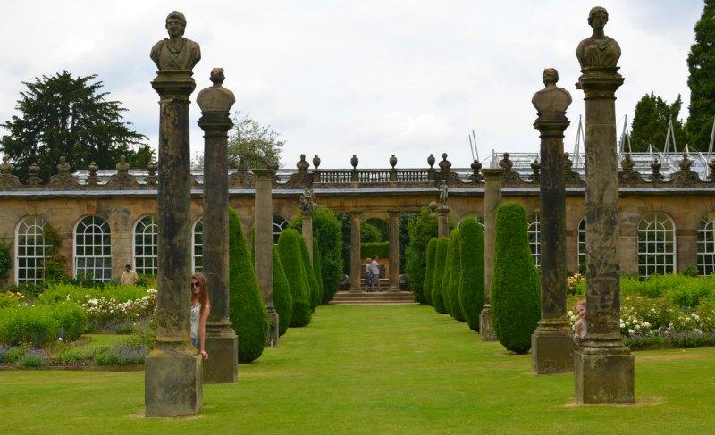 Chatsworth House Gardens