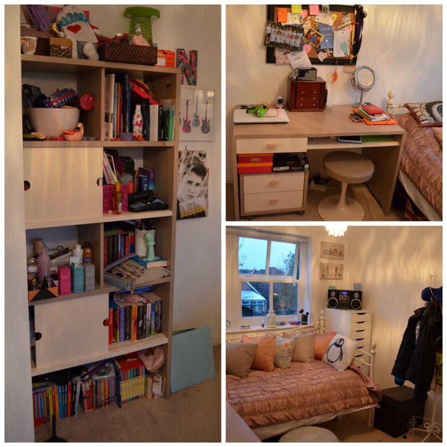teen bedroom before makeover