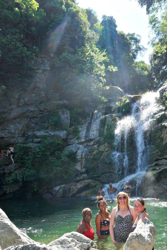 Mark warner corsica waterfall walk