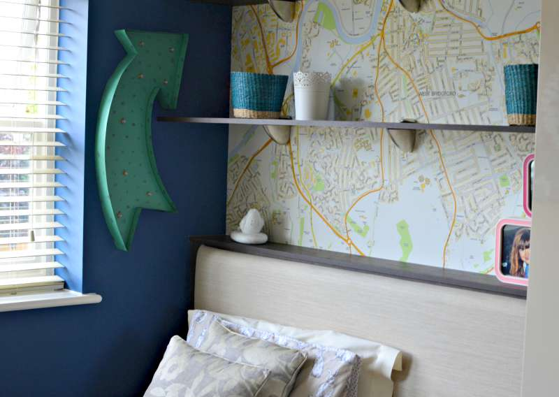 Love Maps on review Hammonds Bedroom makeover
