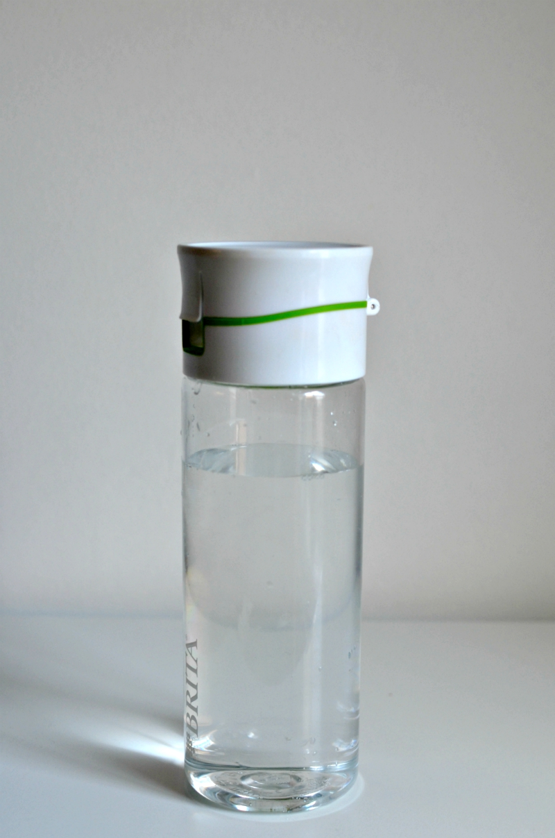 The Brita Fill and Go water filter