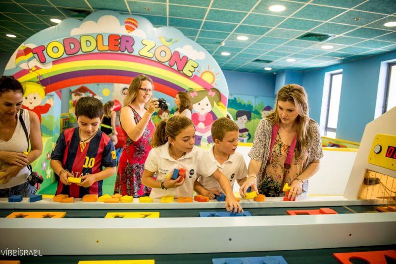 Luna da Interactive Kids Museum