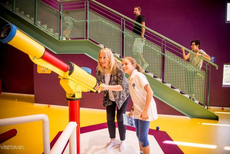 Team work israel childrens museum