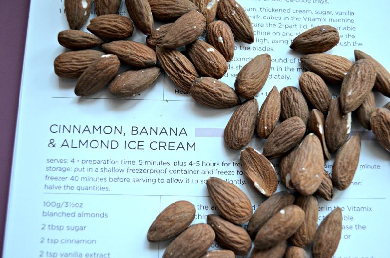 vitamix icecream