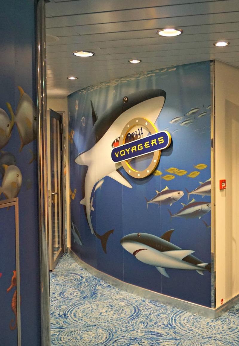 harmony of the seas kids clubs outside