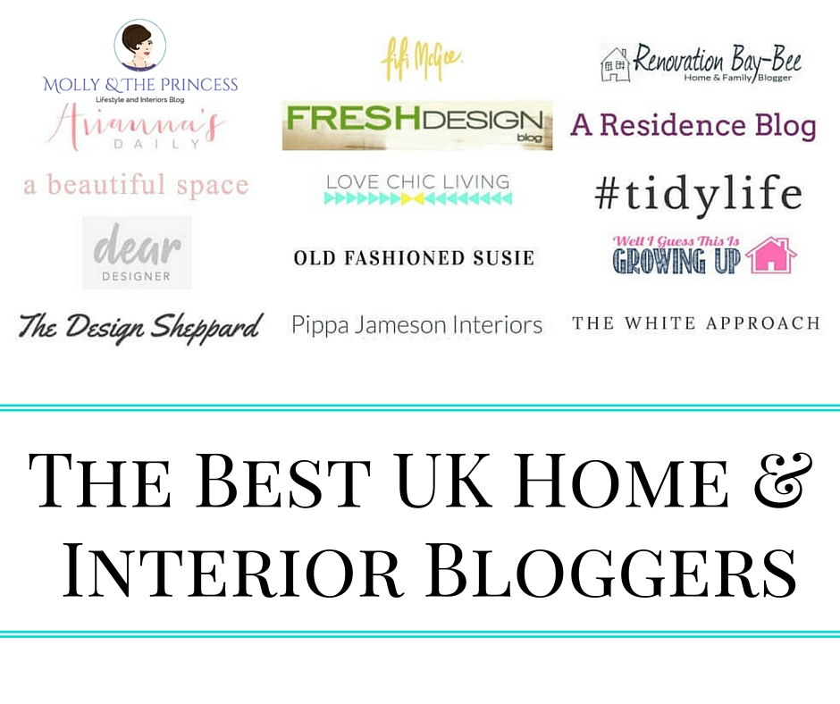 The Best UK Home Interior Bloggers