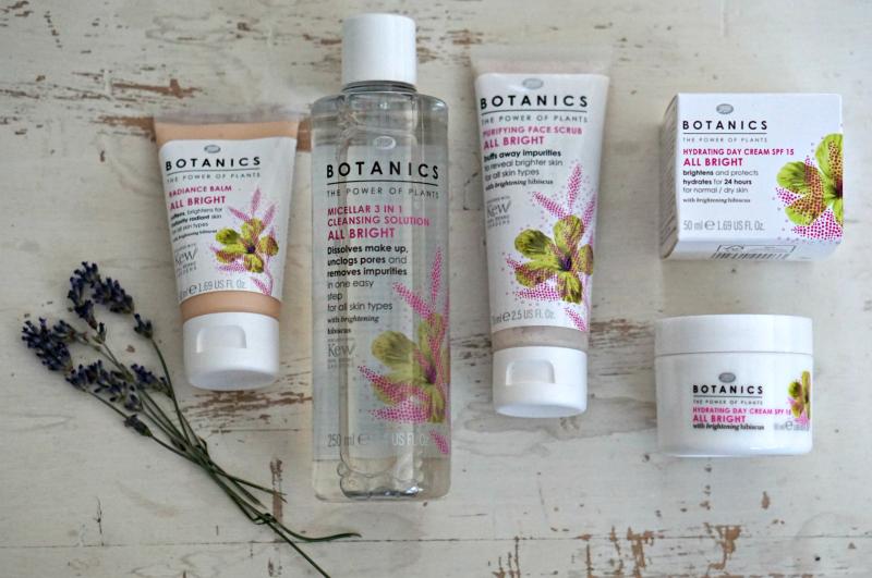 Boots botanics review range