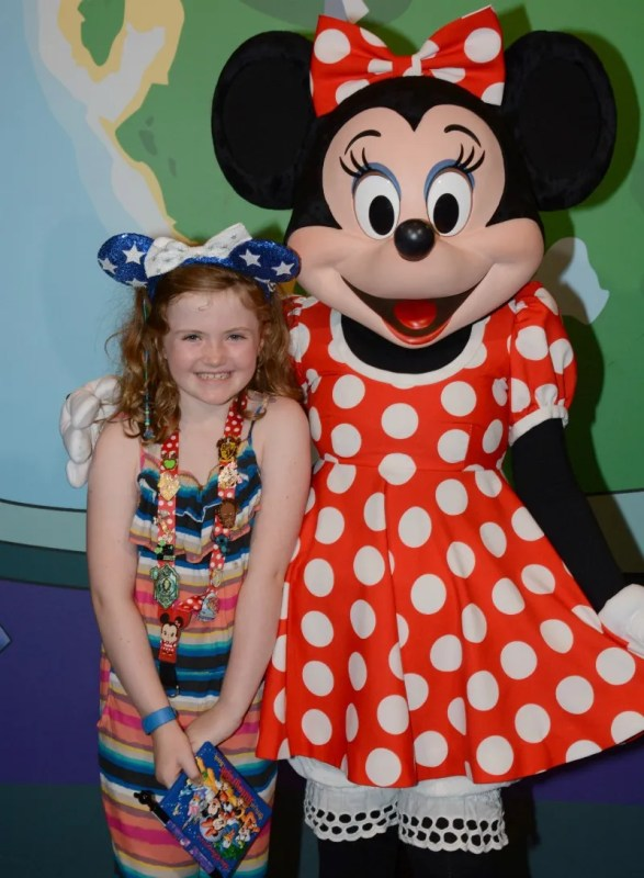 minnie mouse Miss A WDW Memory Maker