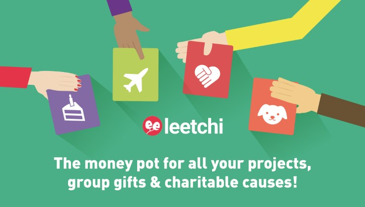 How to raise money online with Leetchi