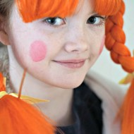 World Book Day Ideas : Pippi Longstocking